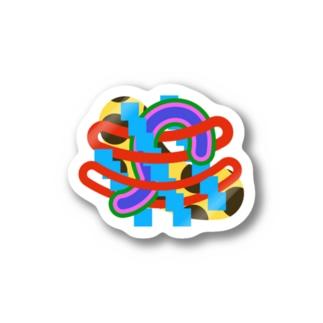 001 Stickers