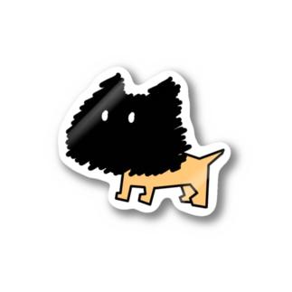 バグ犬 Stickers