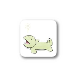 トカゲくん Stickers
