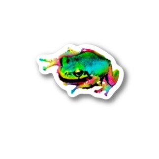Akrofrog Stickers