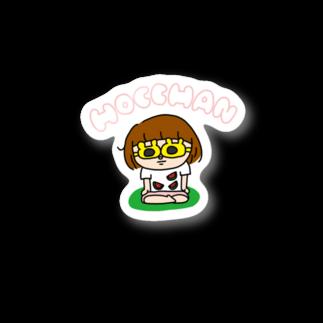 ones_aiのHOCCHAN-grasan- Stickers
