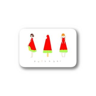 suikabar_girls Stickers