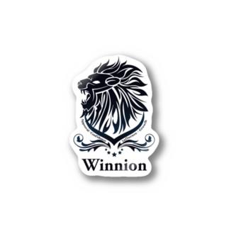Winnion2 Stickers
