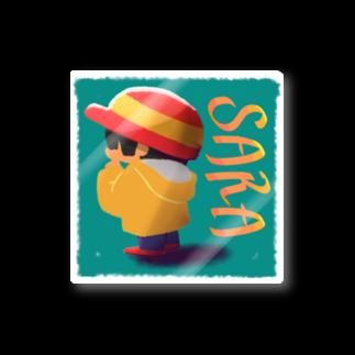 👾のSARA Stickers