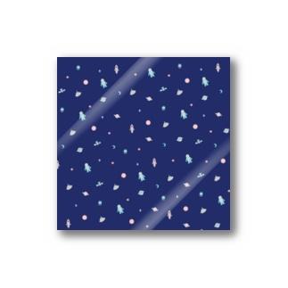 ちいさな宇宙 Stickers
