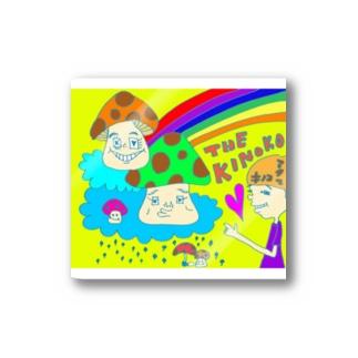 きのこ Stickers