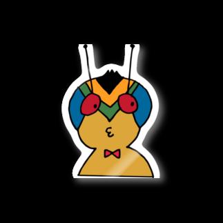 SDGsマン(VTuber)/毎朝5時に動画投稿中のSDGsマン Stickers