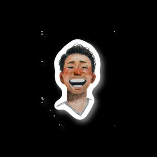 ピノエの満面の Stickers