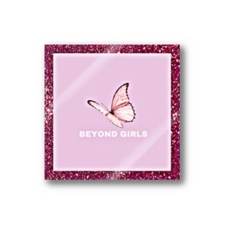BEYOND GIRLS Stickers