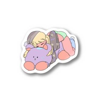 おねむぱんつ Stickers