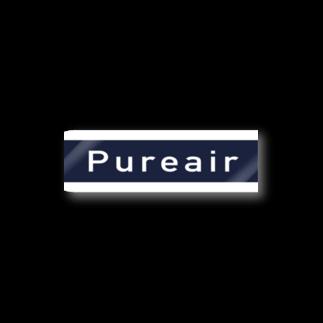 ケムタンショップのPureair Stickers