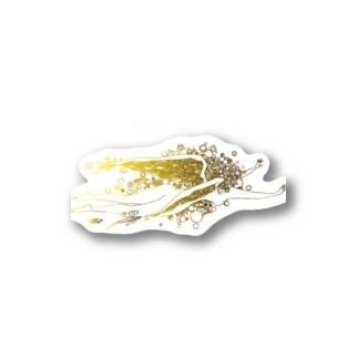 テンシちゃん Stickers