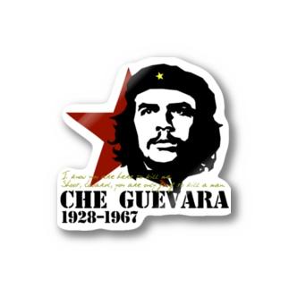 GUEVARA ゲバラ Stickers