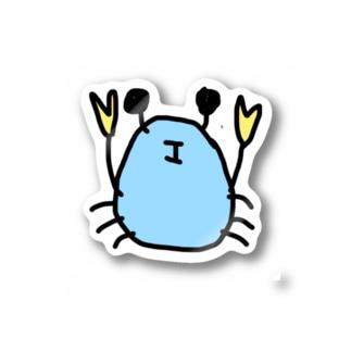 ミナミコメツキガニ Stickers