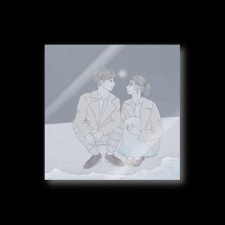 りゑart / rie🧚🏻♀️artのMoon light🌙 Stickers