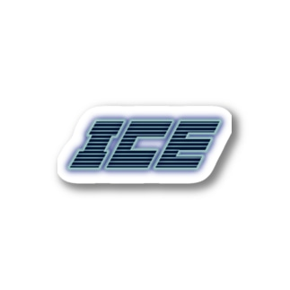RM_CYBER-ICE Stickers