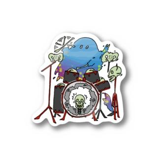 ドゥドゥバドゥ Stickers