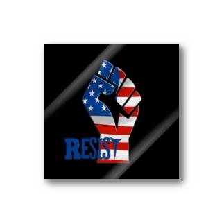 RESIST~抵抗~ Stickers