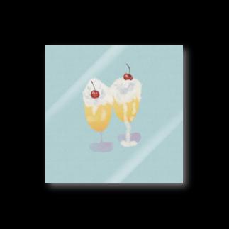 2zdoppoのクリームソーダ Stickers