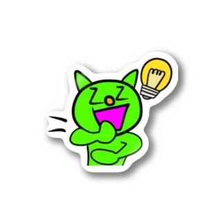 Zcat Stickers