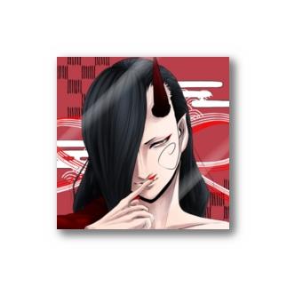 鬼神 Stickers