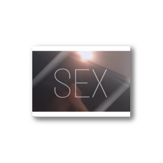 bath in SEX Stickers