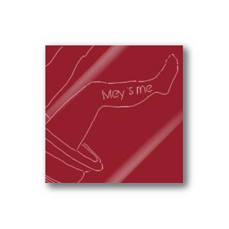 Mey 's me logo Stickers