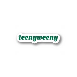 teenyweeny Stickers