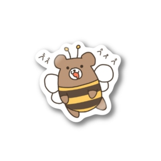 はちみつベアー2 Stickers