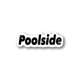 Poolside Stickers