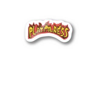 PLAYFULNESS Stickers