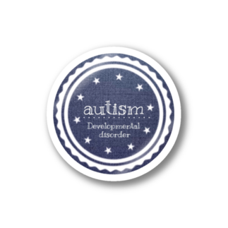 MHRのautism Stickers
