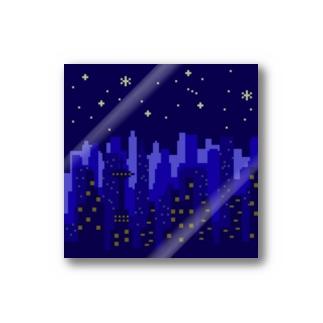 夜景 Sticker