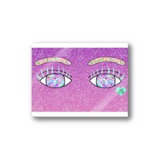 トゥインクルアイ☆ Stickers