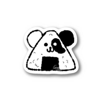 ぱんぎり Stickers