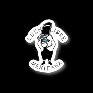 LUCHAのLUCHA LIBRE#27 Stickers