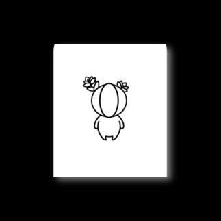 Ukapommeのギムノカリウム族 Stickers