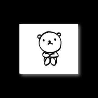 yimikkyのクマハルくん Stickers