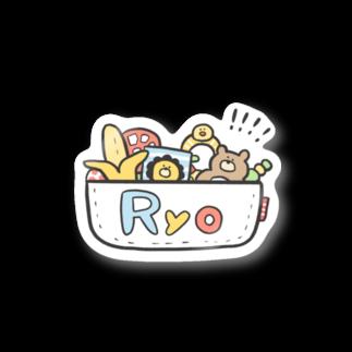ゆゆ丸のりょう◎ Stickers