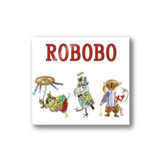 ROBOBO ロボトリオ🤖 Stickers