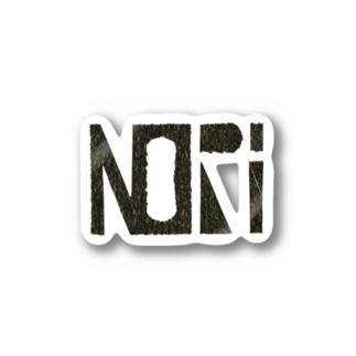 NORI(海苔) Stickers