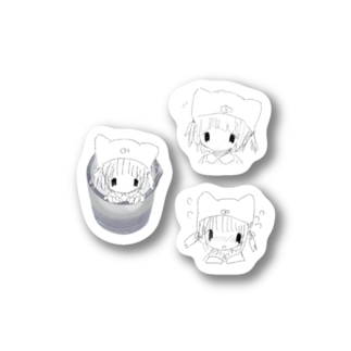 zwmk Stickers