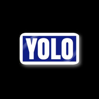 Koco'sのYOLO Stickers