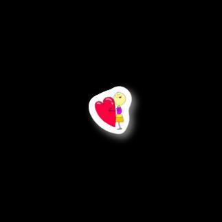RoundFaceKのRoundFace Cutie♡ Stickers