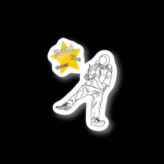 naotobrownのspace Stickers