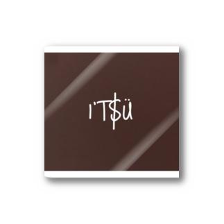 tsubasa_1623の1'T$Ü Stickers