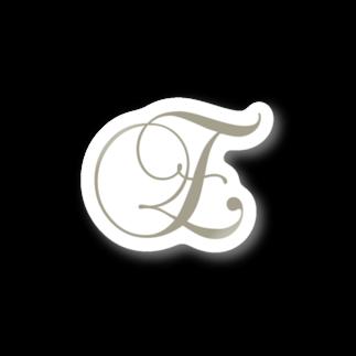 Atelier Pechi / アトリエ・ペチのINITIAL [E] Stickers
