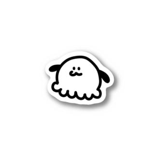 いぬくらげ Stickers