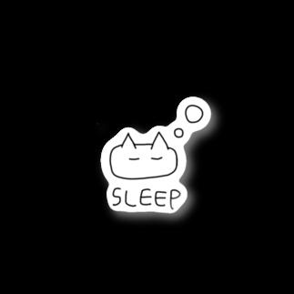 ヤギシロの眠るNECO-1 Stickers