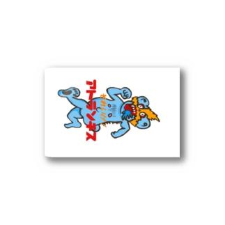 それいけ!कԑʖˋƕՇƖ ıན๑ㄟ˝क Stickers